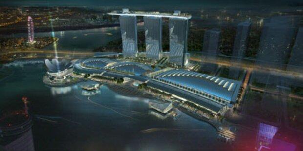 Top 10 der futuristischen Hotels