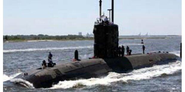 Britische Marineschüler versenkten Atom-U-Boot