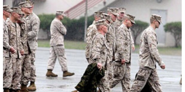 Neuer Vergewaltigungsvorwurf gegen US-Militär
