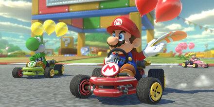 """""""Mario Kart"""" kommt auf Smartphones"""