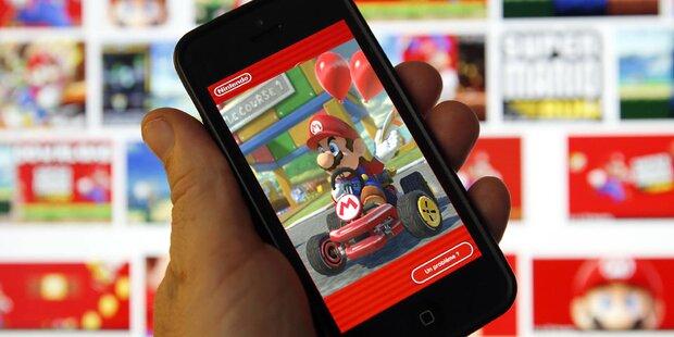 Genial: Mario Kart kommt auf Smartphones