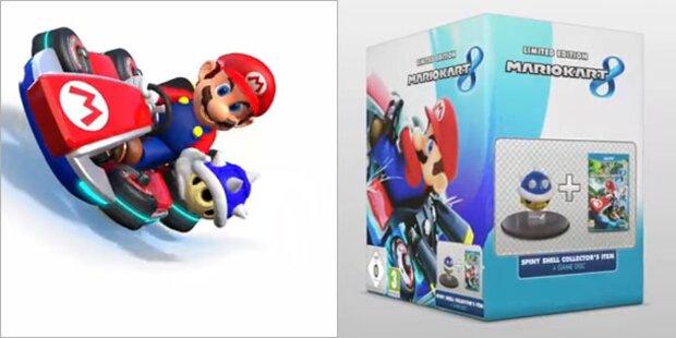 Mario Kart 8 Limited Edition für die Wii U