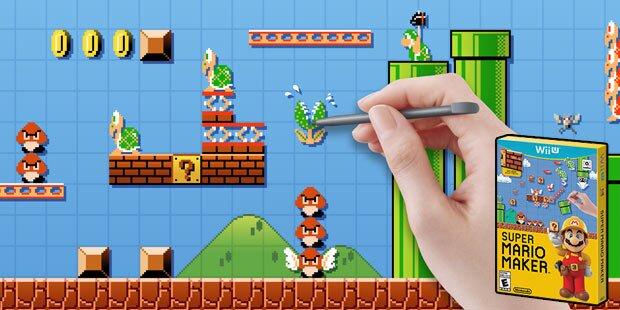 Super Mario Maker auf Rekordkurs