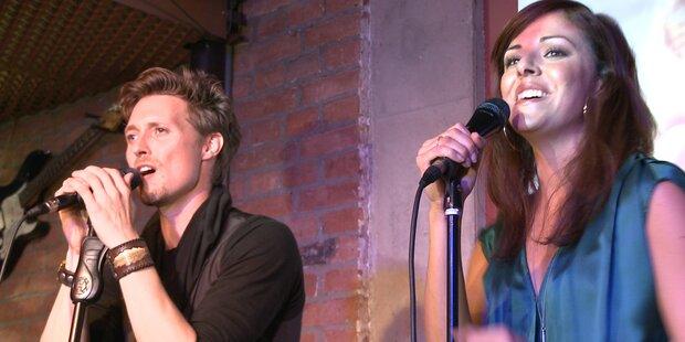 Marjan & Lukas feiern CD