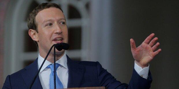 Zuckerberg entschuldigt sich für VR-Ausflug