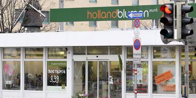 Holland Blumen Mark ist pleite
