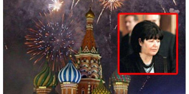 Familie Milosevic erhielt in Russland Asyl
