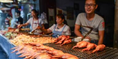 Markt Wuhan