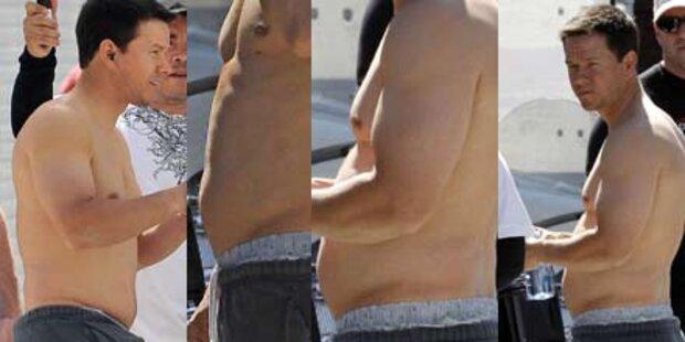 Mark Wahlberg - Speck statt Muskeln