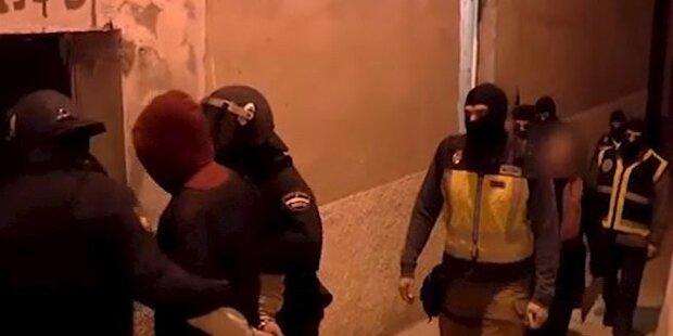 52 IS-Anhänger in Marokko festgenommen