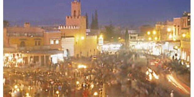 250 Banken sperren in Marokko zu