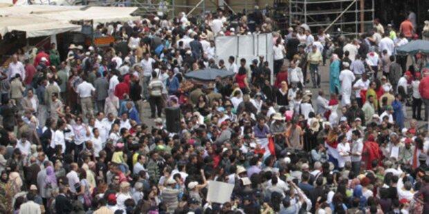 Massenprotest gegen Regierung in Marokko