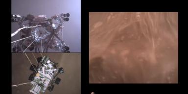"""Endlich: Mars-Hubschrauber """"Ingenuity"""" will am Montag starten"""