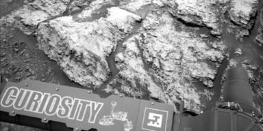 Gibt es etwa doch Leben auf dem Mars?