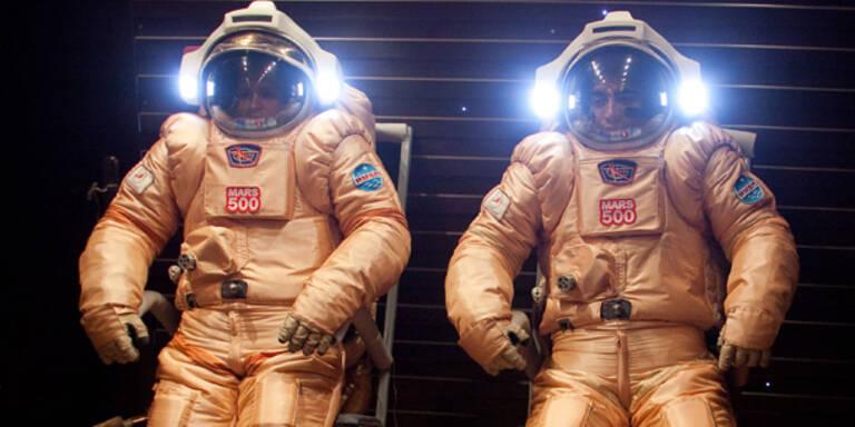 Die ersten Mars-Menschen sind zurück