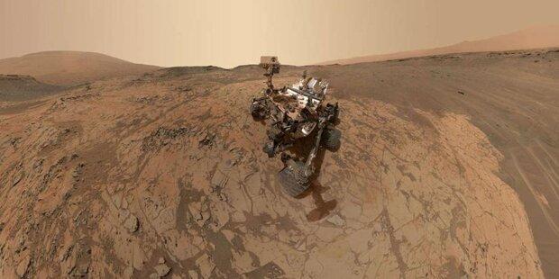NASA kündigt Sensation an
