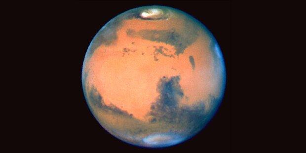 NASA will Astronauten zum Mars schicken