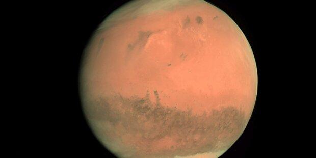 Sieben-Kilo-Meteorit kam vom Mars