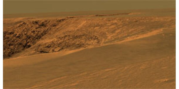 Asteroiden-Einschlag auf dem Mars Ende Jänner