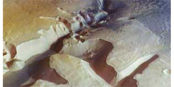 Riesige Schlucht auf dem Mars entdeckt