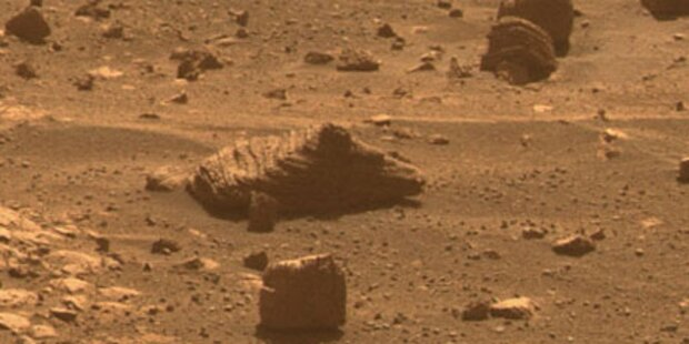 Marsreisen angeboten - Ohne Rückflug