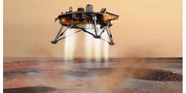 In 30 Jahren soll ein Mensch auf den Mars