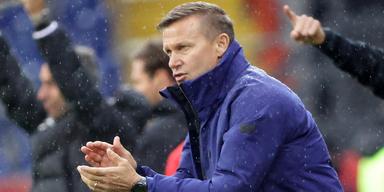 Salzburg-Trainer Marsch hat gegen Lok Sieg im Visier