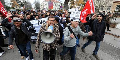 Asyl - Marsch auf Wien