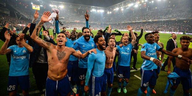 Französische Medien über Europacup-Krimi