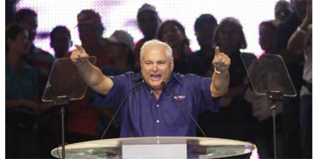 Martinelli gewann Präsidentenwahl
