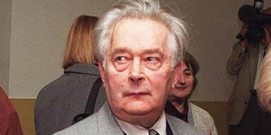 Martin Humer (Archivbild 1999)