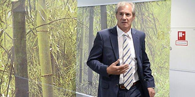 Ex-VP-Chef Martinz hofft auf Fußfessel