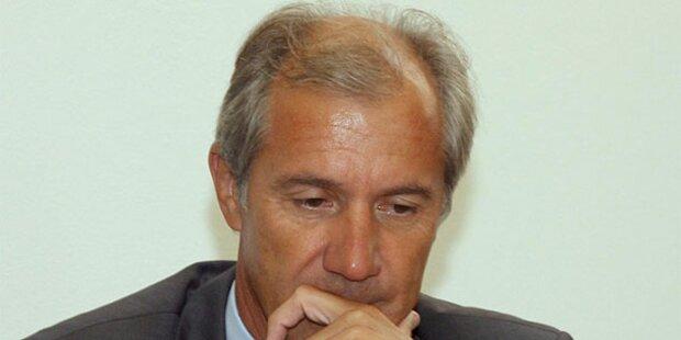 5,5 Jahre Haft für Ex-VP-Chef Martinz