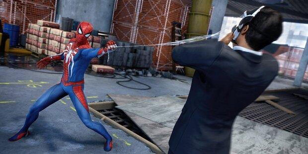 Marvel's Spider-Man im Test