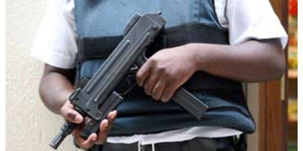 Achtjähriger erschoss sich auf Waffenmesse
