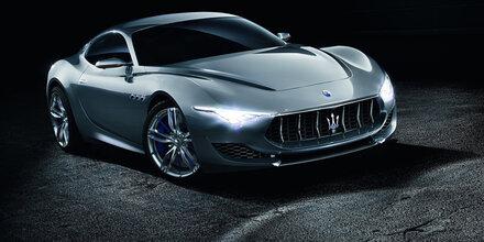 Maserati setzt auf E-Antrieb statt Diesel