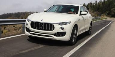 Maserati greift mit völlig neuem Modell an