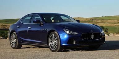 Maserati bläst jetzt voll zum Angriff