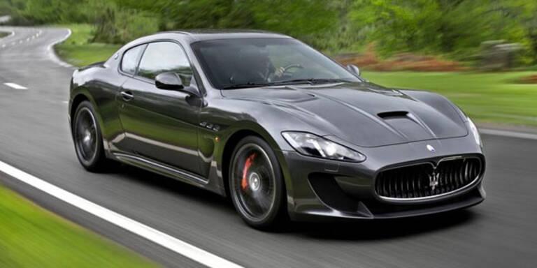 Maserati setzt verstärkt auf Österreich