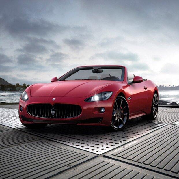 Maserati Car Wallpaper: Maserati Bringt Diesel & Kleine Limousine
