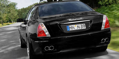 Maserati bringt Diesel & kleine Limousine