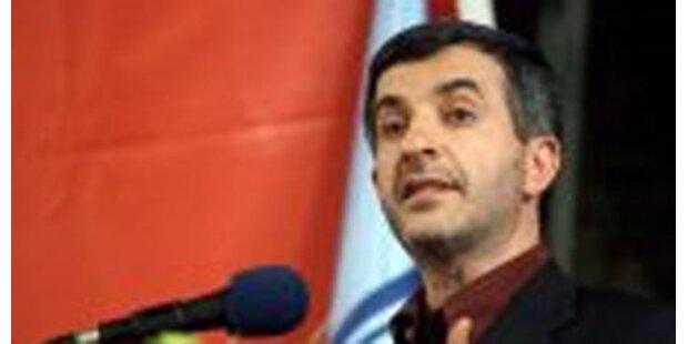 Irans Vize-Präsident tritt zurück