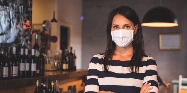 Masken-Pflicht für Tourismusmitarbeiter