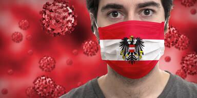 Coronavirus Österreich Maske