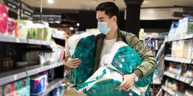 Schutzmaskenpflicht beim Einkauf: Kritik von Branchenvertretern