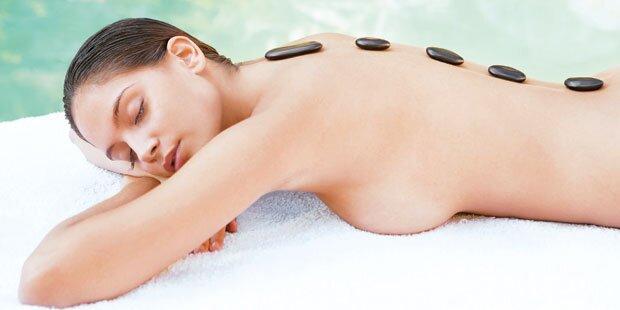 Massagen: Heilen durch Berührung
