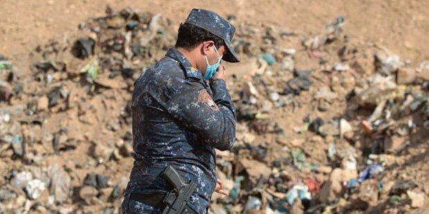 Größtes ISIS-Massengrab aller Zeiten entdeckt