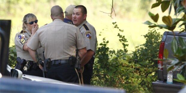 Falscher Alarm um Massengrab in Texas