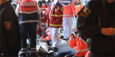 Augenzeuge berichtet von der Tragödie