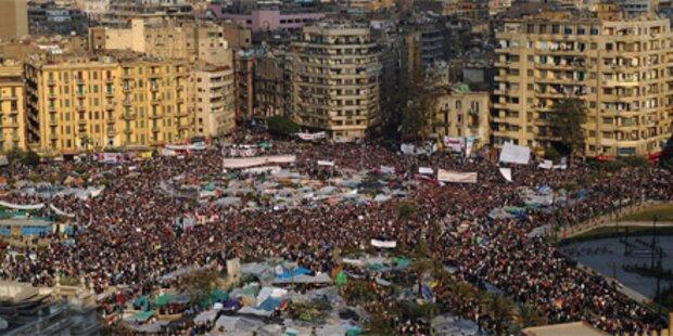 Wieder Massenproteste in Kairo